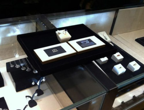 How UHF RFID technology is being used for jewelry tracking system?